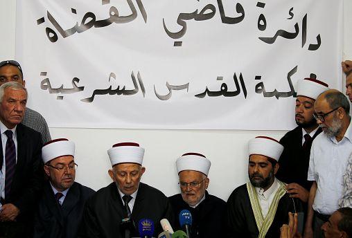 Les fidèles palestiniens encouragés à revenir prier à Al-Aqsa