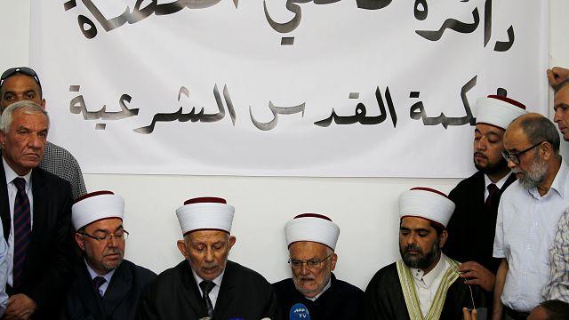 Les Palestiniens pourront de nouveau prier sur l'esplanade des Mosquées