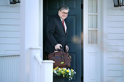 Attorney General William Barr has indicated he will make redactions before releasing the Mueller report to Congress, including classified information Congress has said it needs to see.