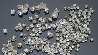 Namibia's underwater diamond harvest