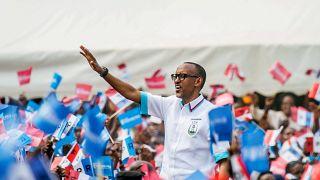 Rwanda - campagne électorale: dernière étape avant la présidentielle