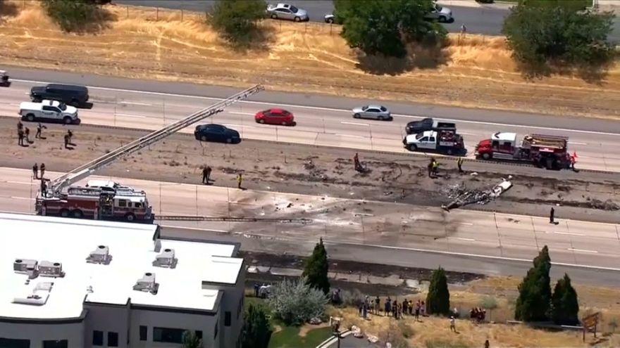 Plane crash in Utah kills four