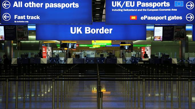 Confusion on UK Brexit migration policy after minister's comments