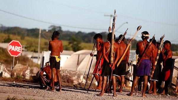 """Brasil com perfil sangrento na morte de """"defensores da terra"""""""