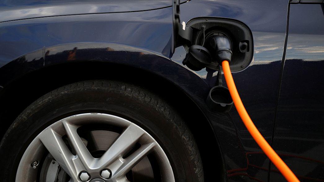 Cae la producción de automóviles en el Reino Unido