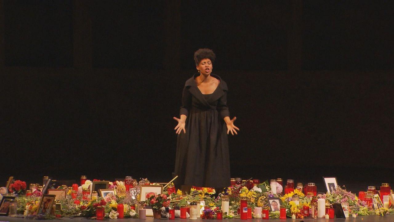 """""""La clemenza di Tito"""" di Mozart a Salisburgo"""