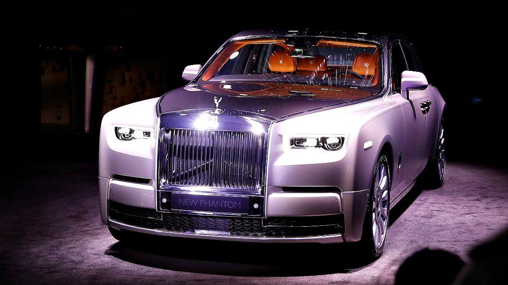 Rolls-Royce Phantom VIII, un lujo que corta la respiración