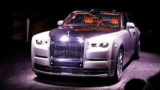 Rolls Royce: ecco la nuova Phantom