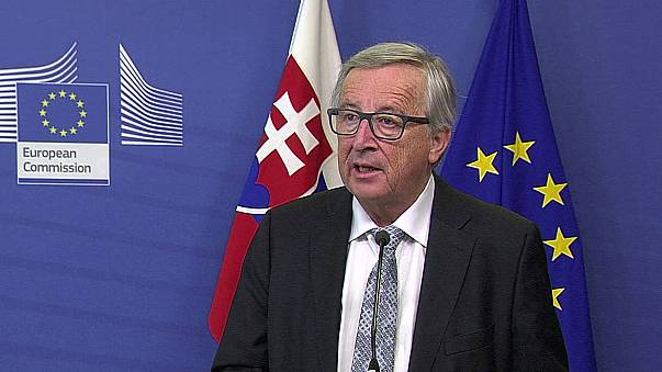 President Juncker agrees on right to food equality