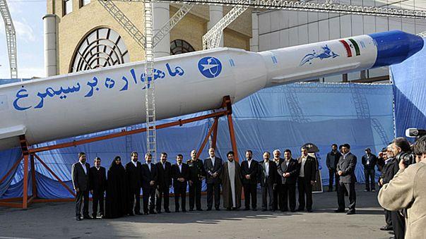 ایران ماهوارهبر سیمرغ را به صورت آزمایشی به فضا پرتاب کرد