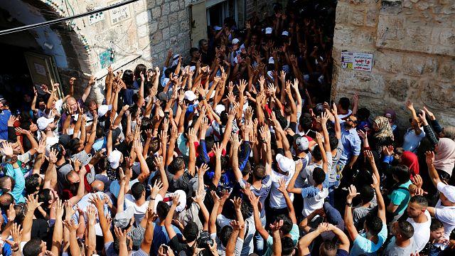 Кризис в Иерусалиме: при чем тут Иордания?