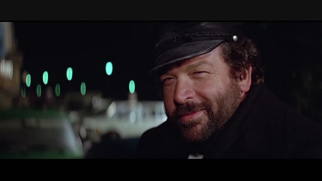 On the road to find action-comedy hero Bud Spencer