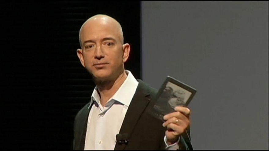 Jeff Bezos a világ leggazdagabb embere