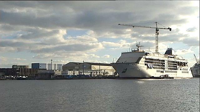 """Francia nazionalizza cantieri St Nazaire, per Italia decisione """"incomprensibile"""""""