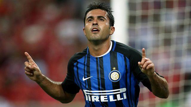 Éder Martins bisa no triunfo do Inter de Milão sobre o Bayern