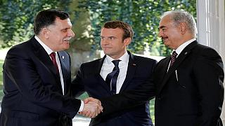 France denies meddling in Libya politics