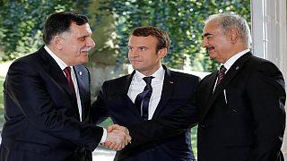 France denies meddling in Libya politics