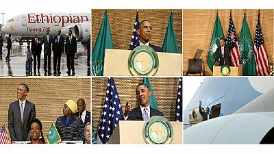 [Flash back] Obama's historic address to the A.U. in Ethiopia 2 years ago