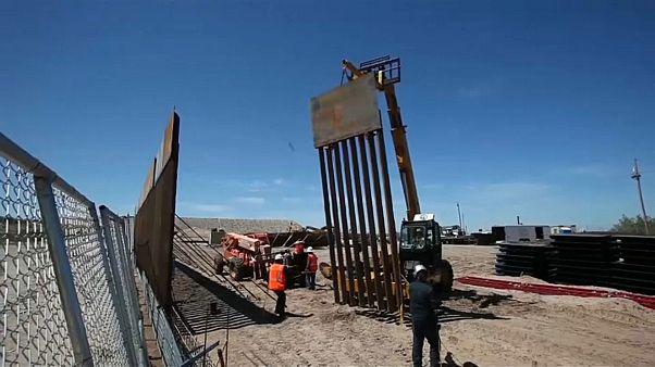 Le mur-frontière avec le Mexique pour bientôt?