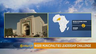 Niger municipalities leadership challenge [The Morning Call]