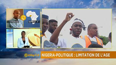 Nigeria reduces political age limits [The Morning Call]