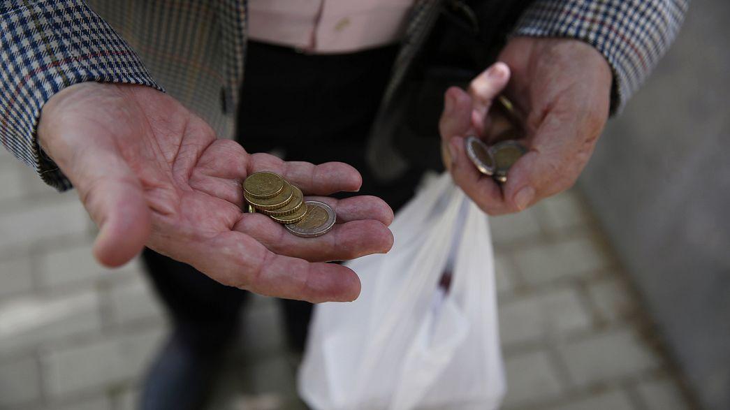 Travailleurs pauvres en Europe