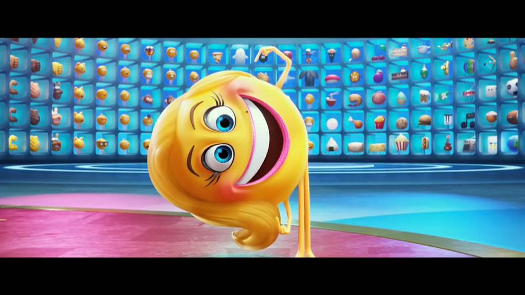"""The Emoji Movie"": Text message film is trashed by critics"