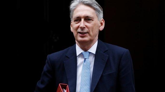 """Hammond: """"Brexit"""" soll die Leute nicht aus ihrem Alltag reißen"""""""