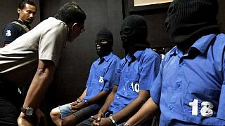 Violations found in execution of Nigerian drug convict in Indonesia
