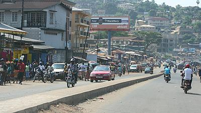 Police bans jogging in the streets of Sierra Leone