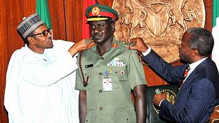 Nigerian security chiefs ordered to relocate to Boko Haram region