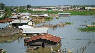 Ghana towns cut off after floods destroy bridges in the north