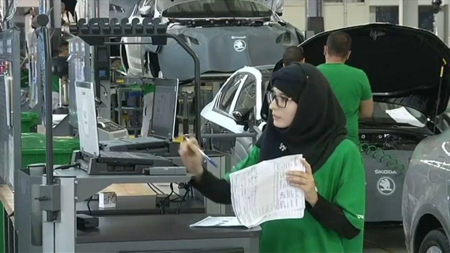 Volkswagen s'implante en Algérie