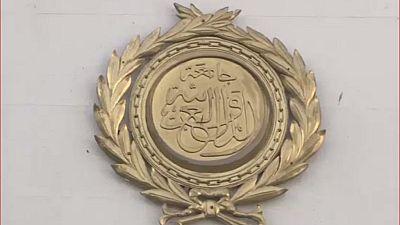 La Ligue arabe en réunion en Egypte