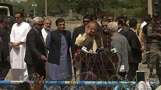 Nach Enthebung: Pakistans Ministerpräsident tritt zurück