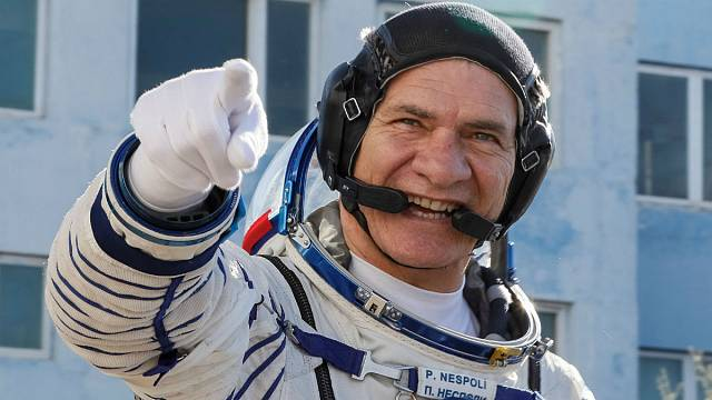 Sojus-Raumschiff hebt mit neuer ISS-Besatzung ab
