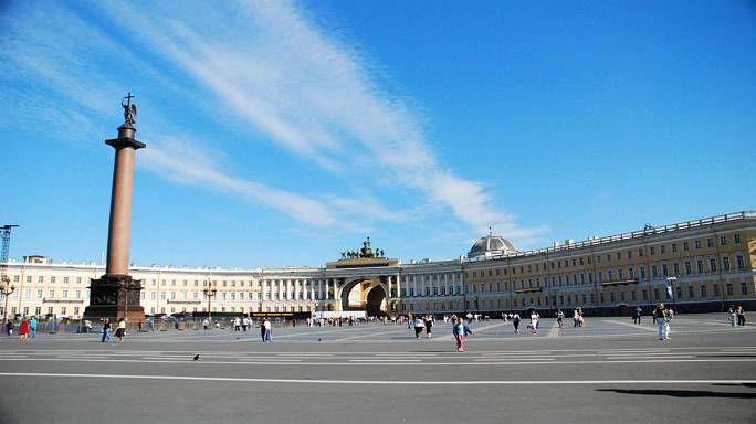 احباط مخطط ارهابي في سان بطرسبرغ