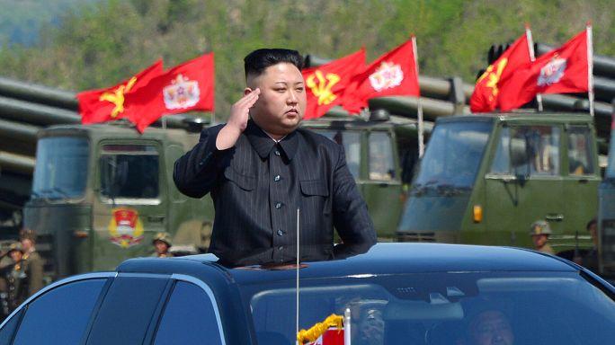 Nordkorea testet erneut Rakete