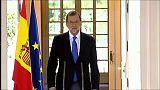 """Rajoy: """"No habrá referéndum el uno de octubre"""""""