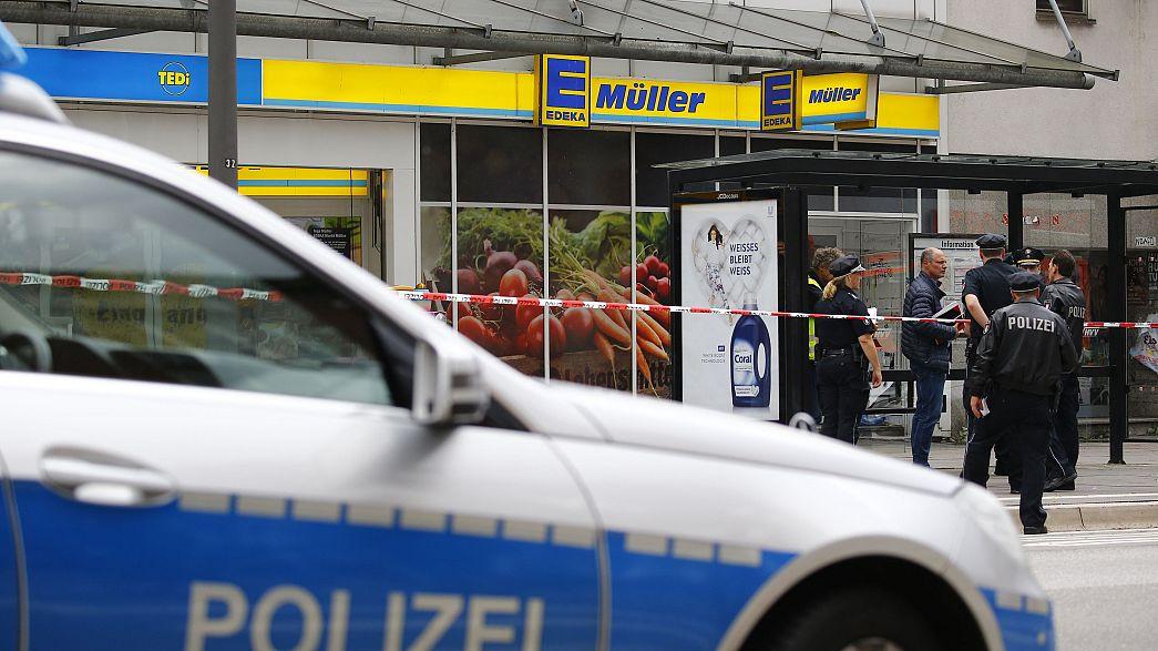 Hamburgi késelés: exkluzív felvételek