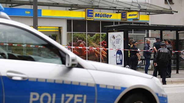 Bίντεο-ντοκουμέντο: Η σύλληψη του δράστη της επίθεσης στο Αμβούργο