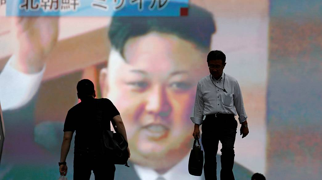North Korean missile test condemned by international community