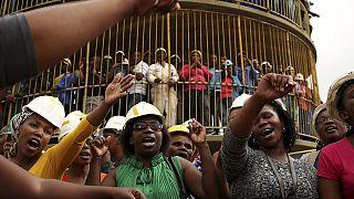 Afrique du Sud : des femmes mineurs suspendues pour refus de se déshabiller (syndicat)