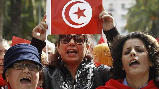 المرأة التونسية تنتصر...