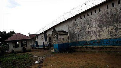 RDC: présentation des prétendus auteurs d'attaques des prison et commissariats à Kinshasa