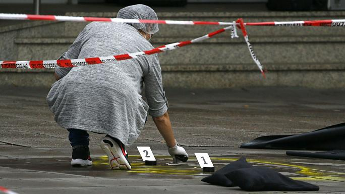 Hamburg supermarket attack suspect 'known Islamist'