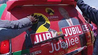 Kenya ruling party campaign car hijacked near Somali border