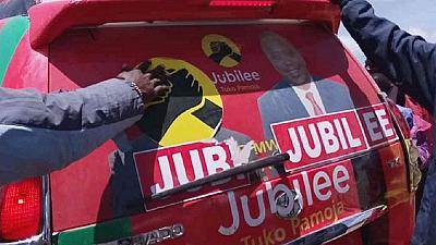 Kenya ruling party campaign car hijacked near Somali border
