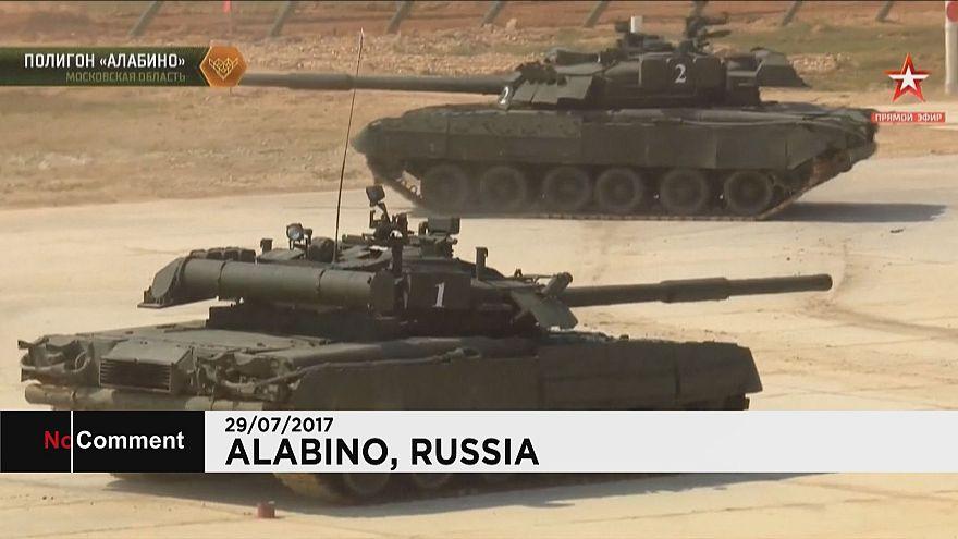 Al via in Russia i Giochi Militari Internazionali 2017