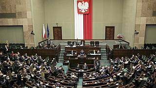 EU takes legal action over Poland's court reforms